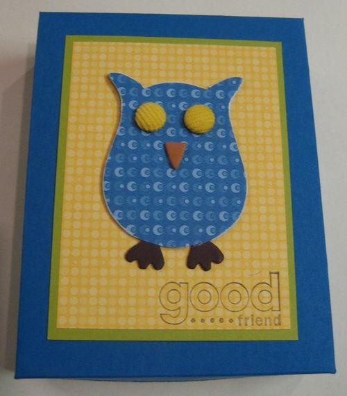 So Tweet Card Box